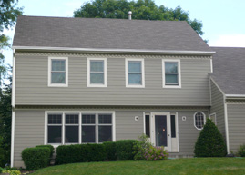 low-maintenance siding products
