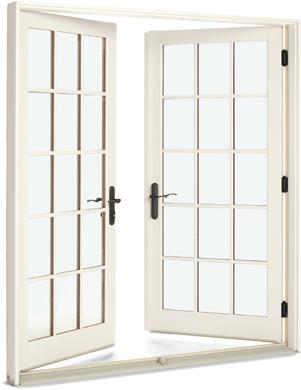 Comfort Line Fiberglass Patio Doors